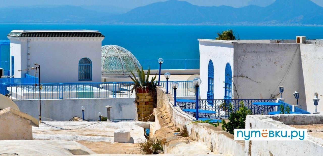 Тунис отменяет ПЦР-тесты и карантин для вакцинированных туристов!