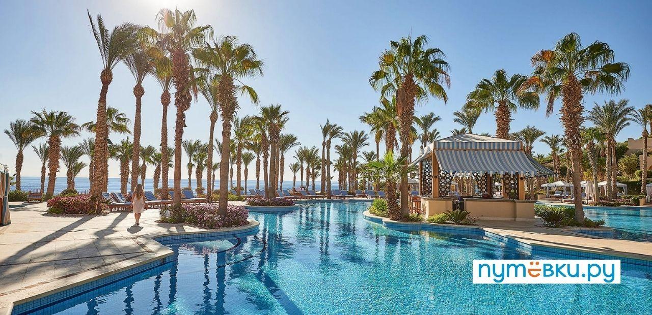 Туроператор TUI запускает прямые рейсы на курорты Египта Хургада и Шар-эль-Шейх